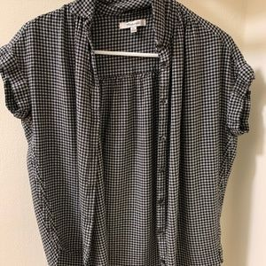 Madewell Gingham Courier shirt